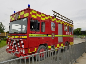 Real Fire Engine