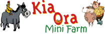 Kia Ora Mini Farm | Open Farm Gorey Wexford