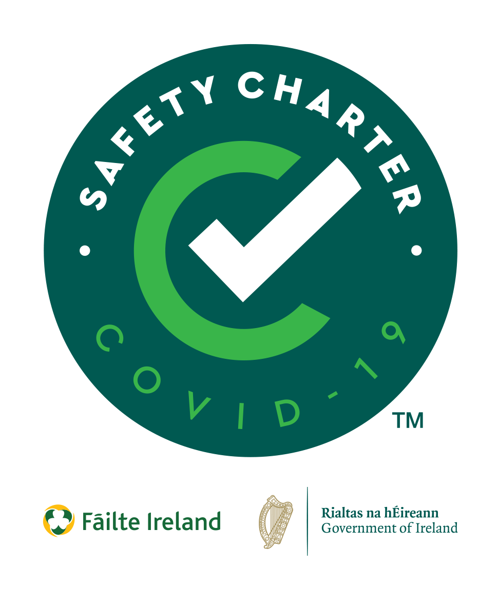 failte Ireland Safety Charter Covid 19